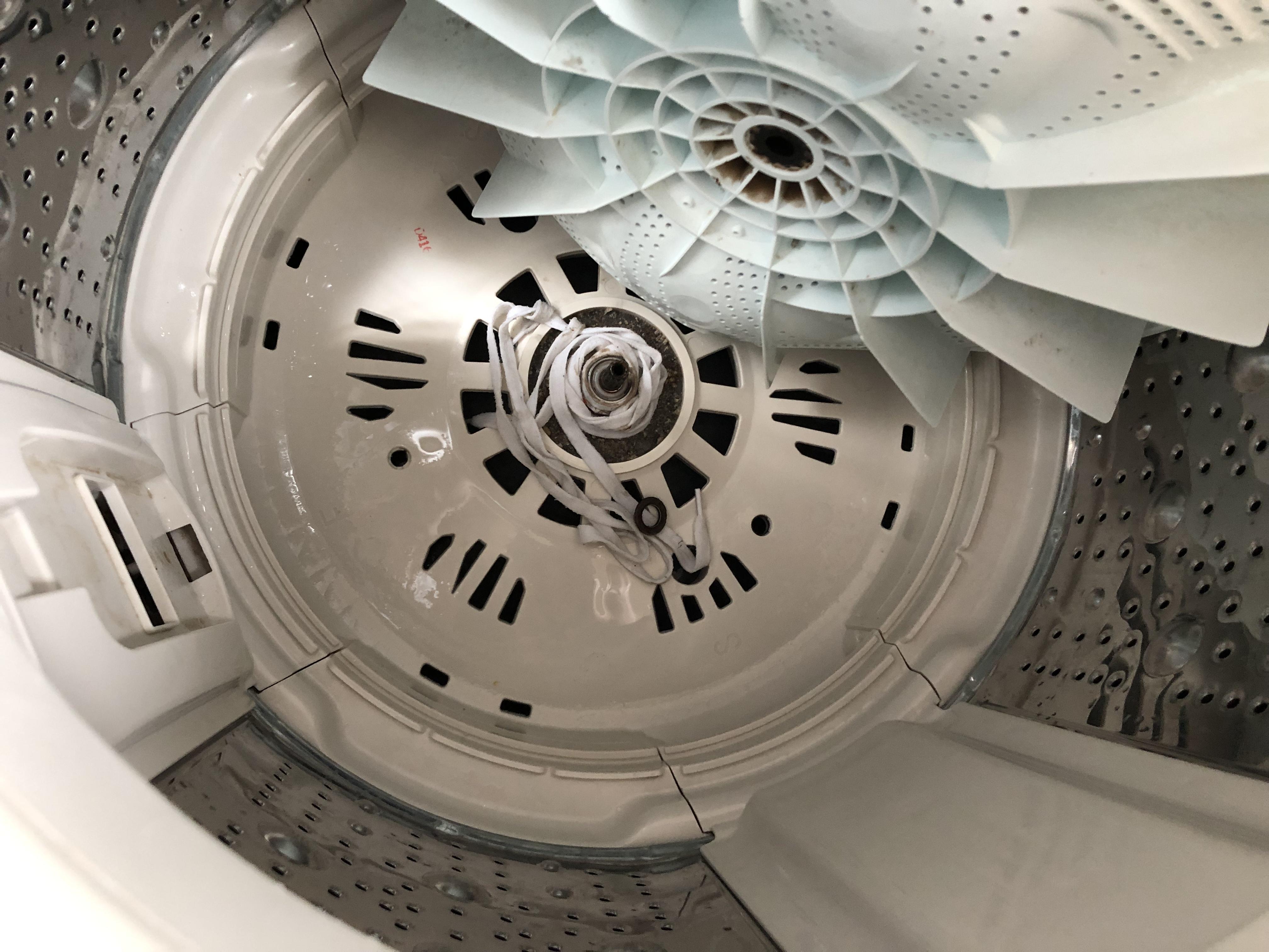 日立の洗濯機