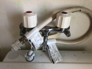 洗濯機給水蛇口